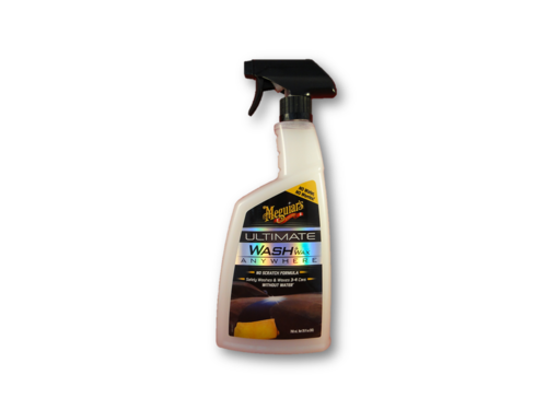 Meguiar's Ultimate Wash & Wax Anywhere 768 ml