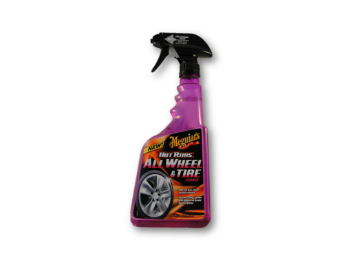 Meguiar's Hot Rims All Wheel Cleaner 710 ml