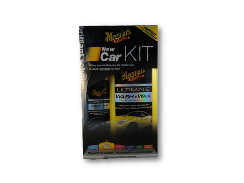 Meguiar's New Car Kit Set