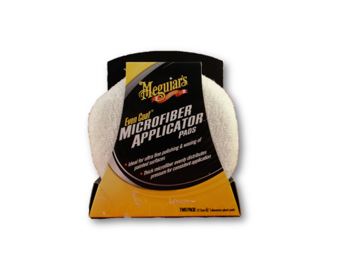 Meguiar's Even Coat Applicator Pads 2 Stück