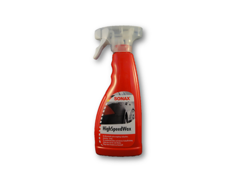 SONAX HighSpeedWax 500 ml