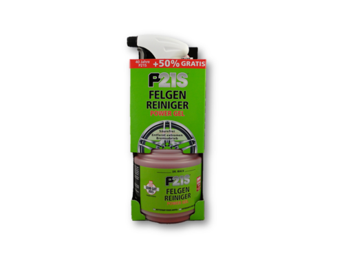 Dr. Wack P21S Felgen-Reiniger POWER GEL 750 ml